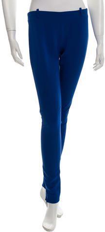 Balenciaga Tailored Skinny Pants
