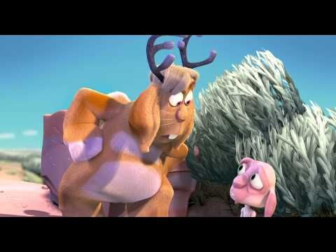 Words of the Wiser - Boundin' - Pixar Short Film (Narrated by Bud Luckey) - YouTube