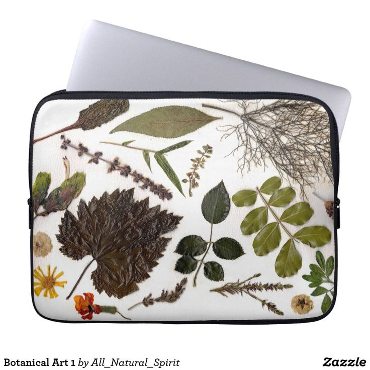 Bring a little Nature with you wherever you go with this Botanical Art Laptop Sleeve! Available in different sizes! Make It Yours @ https://www.zazzle.com/z/yr1zf?rf=238562247198752459 #Zazzle #Bags #Laptop #Office #Nature #FineArt #Style