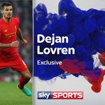 Dejan Lovren says Liverpool have now reached the final stretch of a 100m race | Football News | Sky Sports