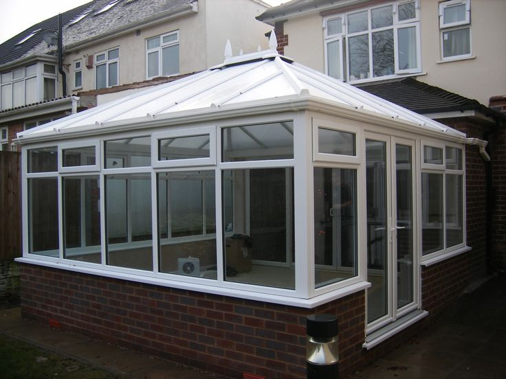 Edwardian Conservatories close-up. http://www.finesse-windows.co.uk/conservatories.php