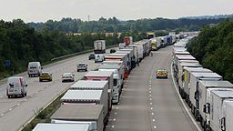 BBC Radio 4 - Today, 27/07/2015, Operation Stack: 'It's bad for everybody'