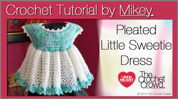 Pleated Little Sweetie Dress