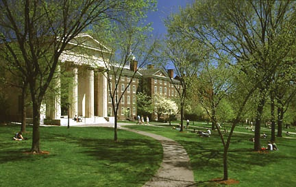 Brown University:  Providence, Rhode Island