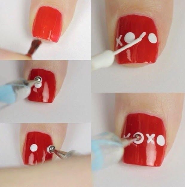 205 best ♥ Nail Tutorials ♥ images on Pinterest | Belle nails ...