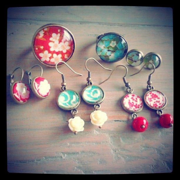 Workshop vintage juwelen maken bij Zahia Gent.