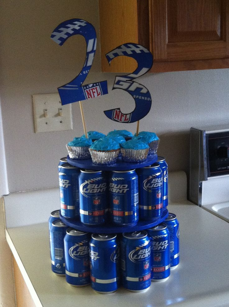 Could turn this into a cake for the groom and groomsman the day of the wedding!