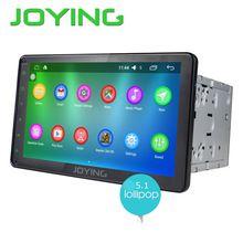 JOYING 8 ''Quad Ядро Android 5.1 GPS Навигации HD Дисплей Автомобиля двойной Дин Радио Аудио WIFI 4 Г Система Авто DVD Мультимедийный Плеер //Цена: $246 руб. & Бесплатная доставка //  #смартфоны #gadget