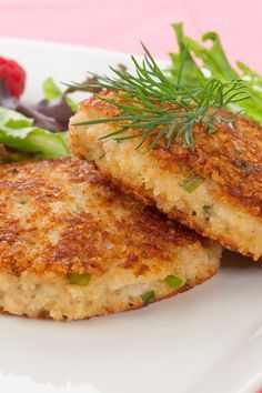 Low Carb Crab Cakes with Mustard Sauce Recipe