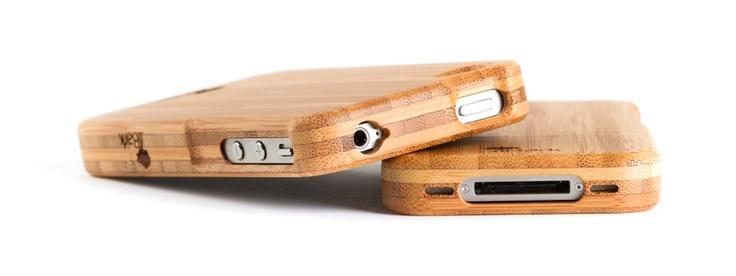 Bamboo iPhone Cases | iBark Phone Cases Australia