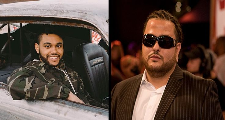 'The Weeknd' and rapper Belly cancel tonight's Kimmel because of Trump appearance