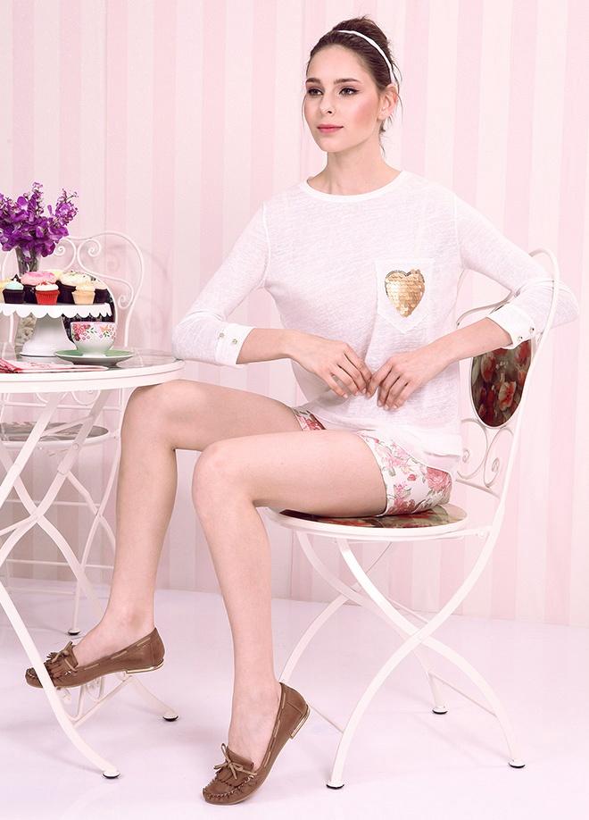 Pink Lady Tunik Markafonide 49,90 TL yerine 24,99 TL! Satın almak için: http://www.markafoni.com/product/3851771/