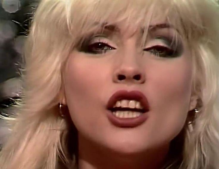 Blondie Denis Denis on TopPop 1977
