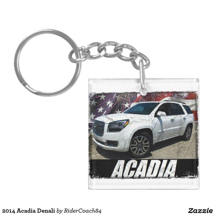 2014 Acadia Denali Keychain