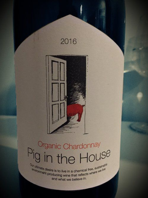 Pig In The House 2016 Chardonnay reinforces to me the virtues of producing wine using both organic & biodynamic practices.IMG_0231.JPG