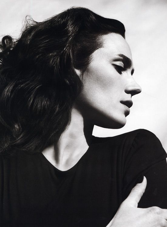 lelaid:  Jennifer Connelly by Mert & Marcus for V #38