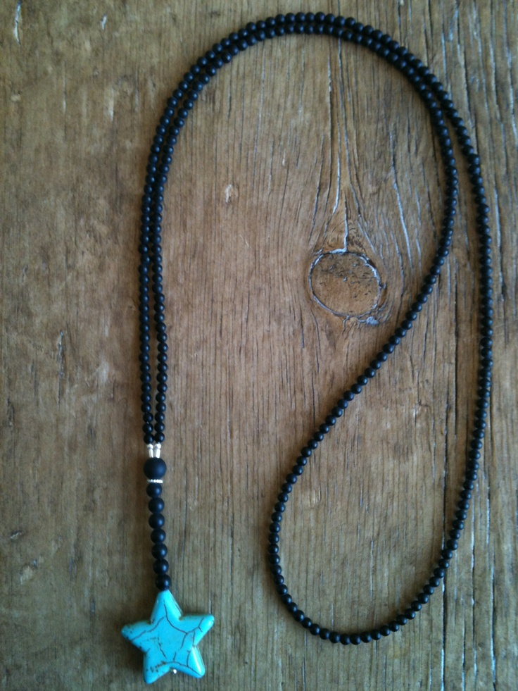 Mai Johansson - necklace with star