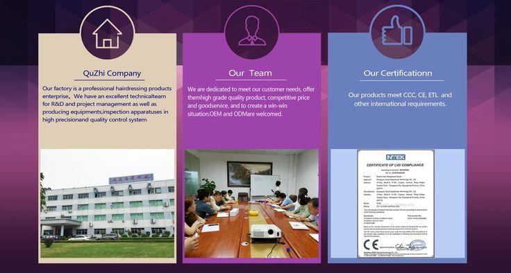 Dongguan Quzhi Appliance Technology Co., Ltd. - Hair Straightener Brush
