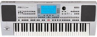 Cara Mudah Sampling Keyboard Korg - sampling adalah untuk menghasilkan suara musik pada keyboard supaya lebih real atau seperti suara instrumen musik aslinya