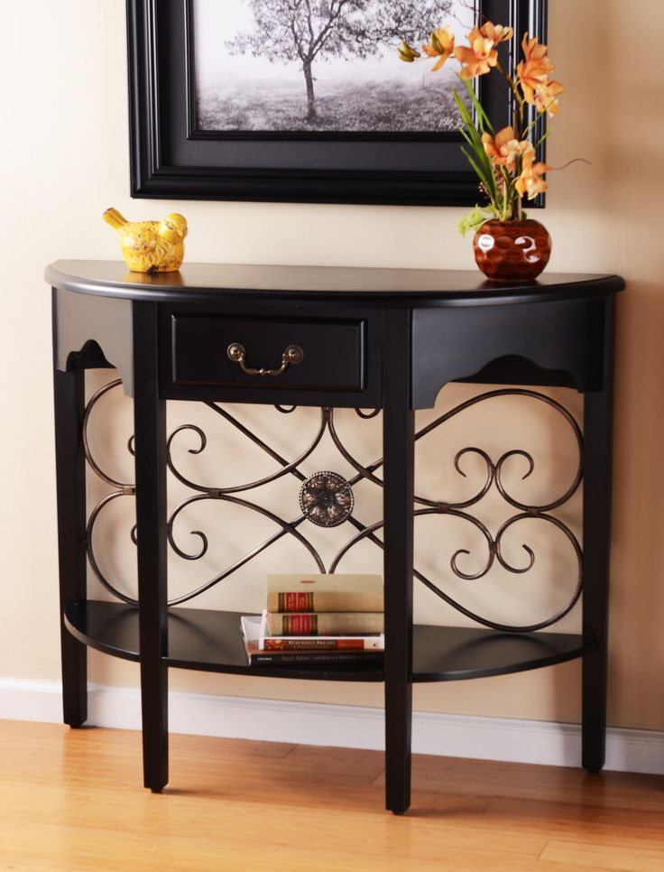Foyer Table Used : Images about entryway style on pinterest