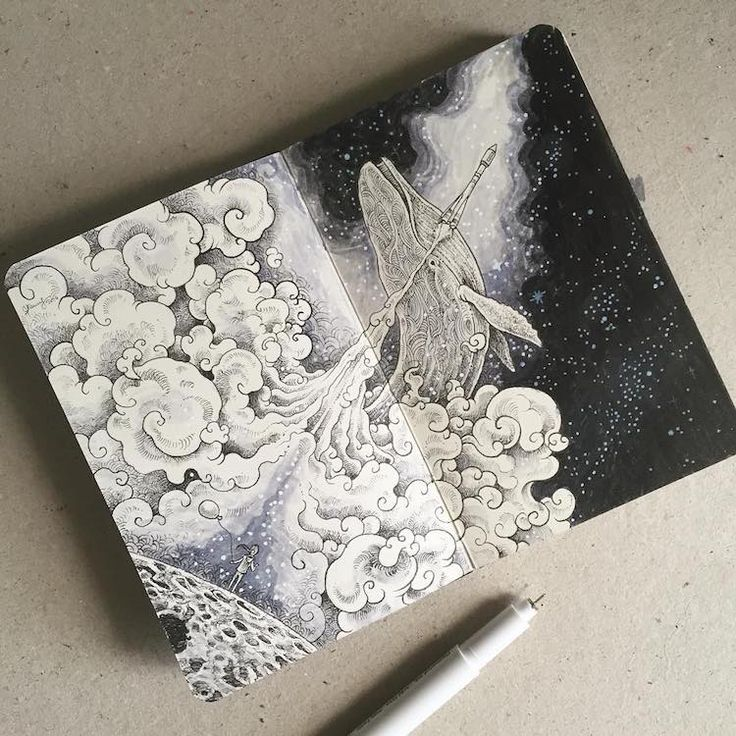 Beautiful Sketchbooks that are Handheld Galleries for Art