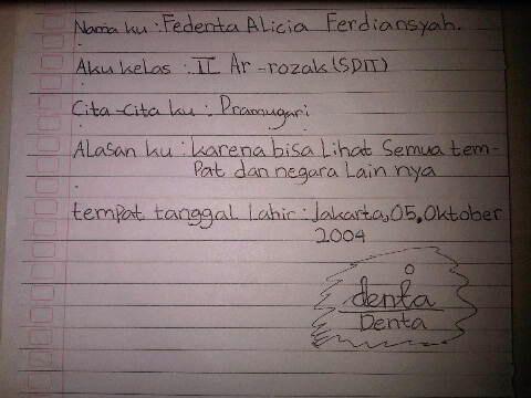 #FutureFactory: Hand Writing by Fedenta