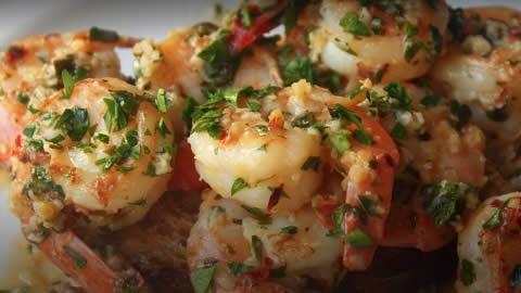 Grilled Shrimp - Yum! allrecipes.com/recipe/marinated-grilled-shrimp