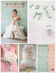 Coral & mint -love this cake