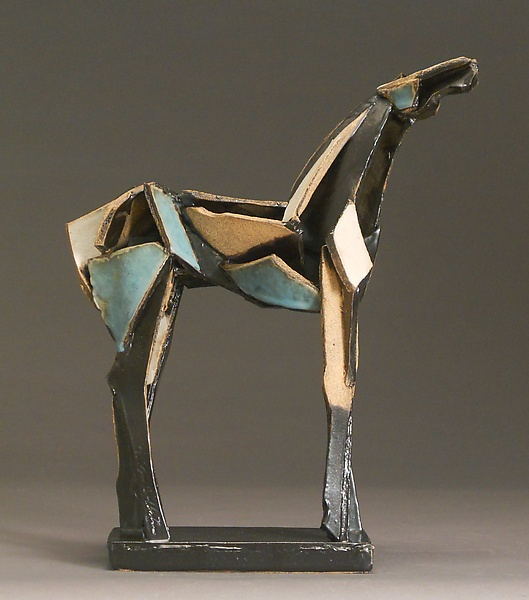 Looking Up: Jeri Hollister: Ceramic Sculpture - Artful Home
