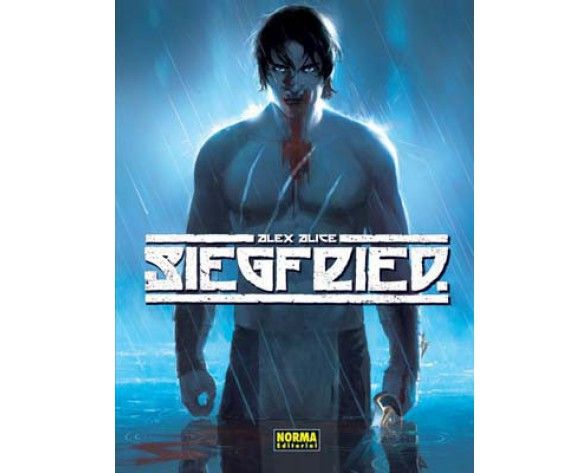 CATALONIA COMICS: SIEGFRIED 1