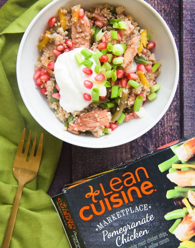 24 best lean cuisine meal hacks images on pinterest for Are lean cuisine dinners healthy