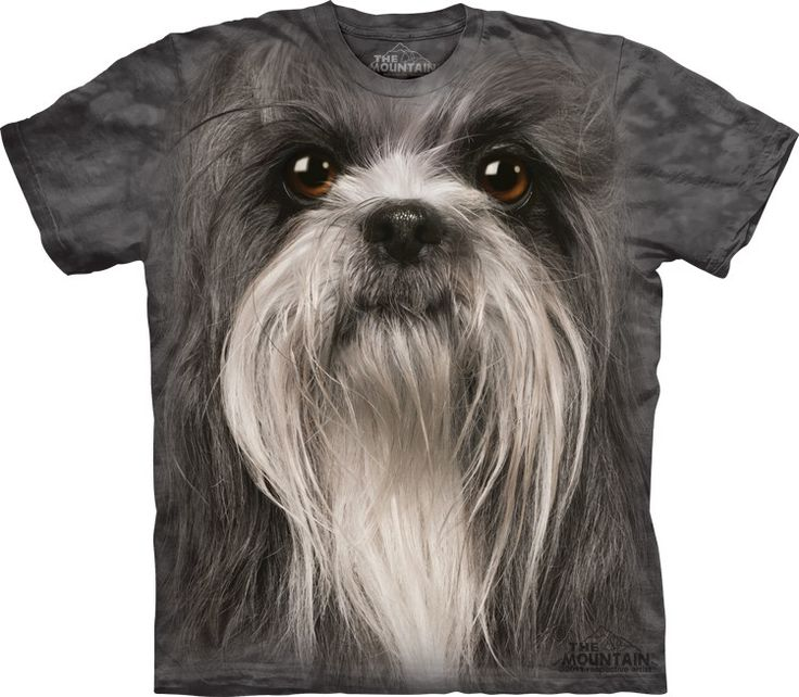 """Big Face Shih Tzu Face T-Shirt - BLACK FRIDAY SALE - 10$ OFF YOUR 35+ ORDER - USE CODE: """"BLACKTEN"""" - 25$ OFF YOUR 75$+ ORDER - USE CODE: """"BLACK25""""  EXPIRES 11/29/13 MIDNIGHT PST  EPIC T-SHIRTS - CHRISTMAS GIFTS BLACK FRIDAY - LARGE DISCOUNT T-SHIRTS - T-SHIRTS FOR KIDS - T-SHIRTS FOR WOMEN - AWESOME T-SHIRTS - BLACK FRIDAY SALE - BLACK FRIDAY T-SHIRTS"""