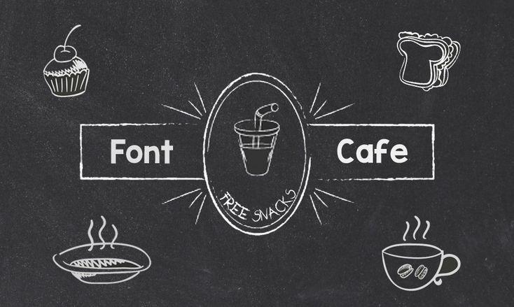 Witamy W Naszej Web Design Kawiarni – Dziś W Menu Darmowe Czcionki Kredowe!