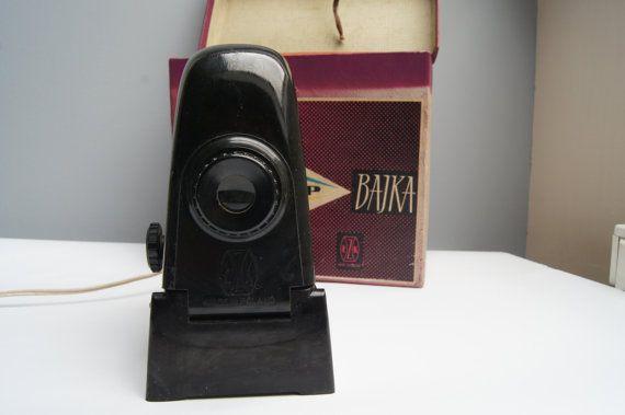 Slide Projector  Cine Projector  50s/60s  Vintage by MyDejaVu