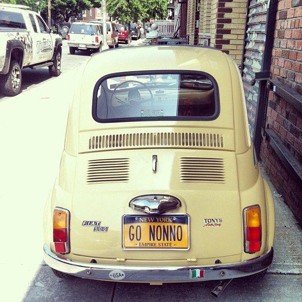 120 Best Images About FIAT Cinque Cento (500) On Pinterest