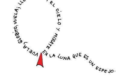 AZ Editora - Series :: Caligramas y pictogramas :: Caligramas