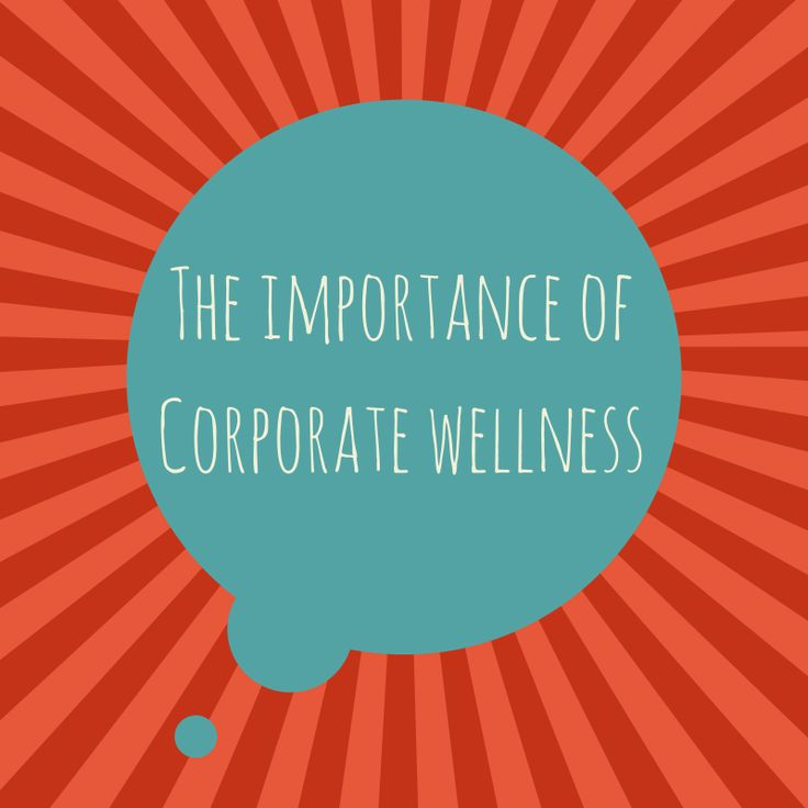 The Importance of a Workplace Wellness Program