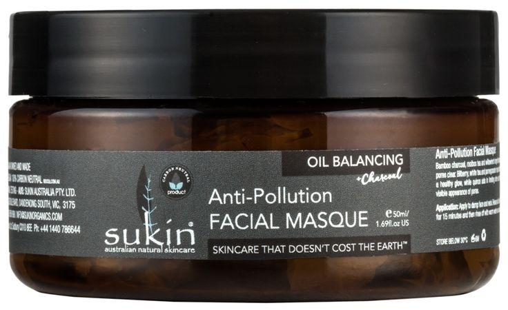 Sukin Oil Balancing Anti Pollution Facial Masque
