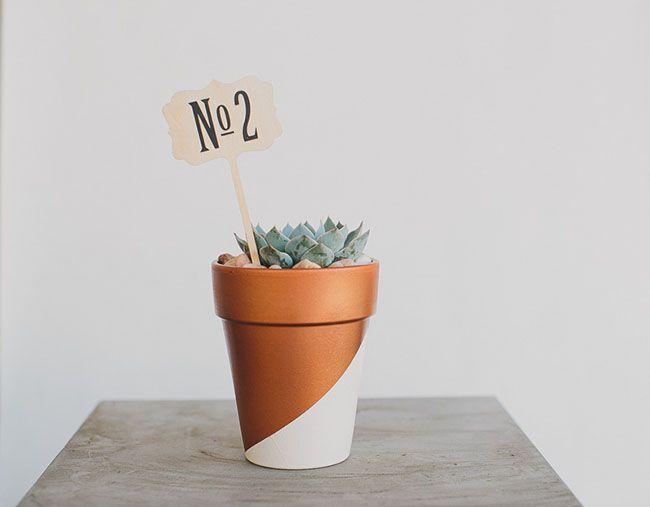 Table Number Holders Michaels Oltre 1000 idee su Numeri Da Tavolo su Pinterest | Numeri di tabellone ...