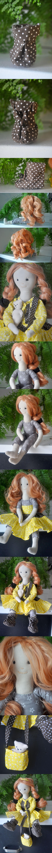 szmaciana lalka