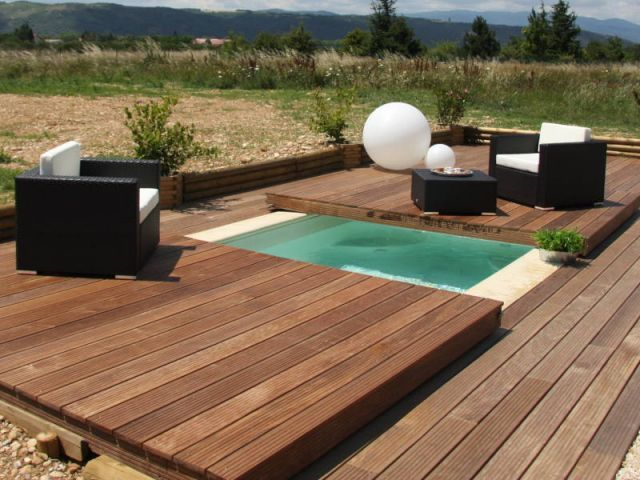 les 25 meilleures id es concernant piscine creus e sur pinterest cl ture autour de la piscine. Black Bedroom Furniture Sets. Home Design Ideas