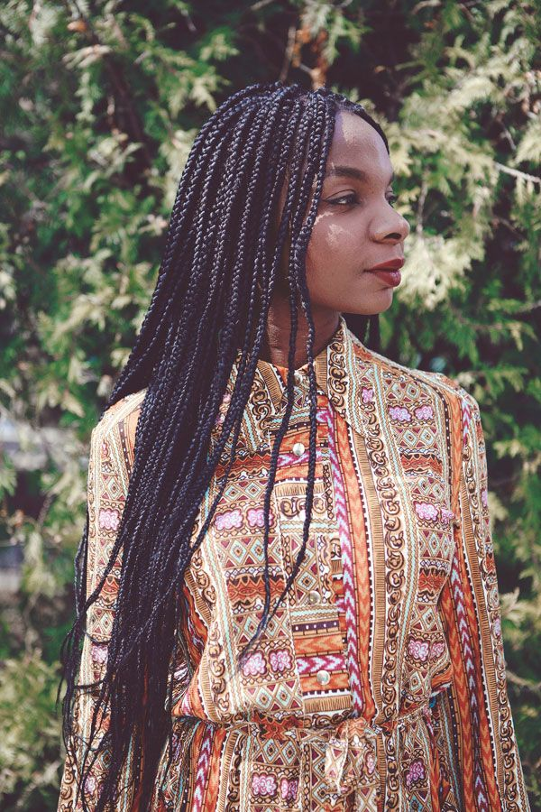 Their Pretty Looks: Ify Ekoh or The Girl With Regal Beauty