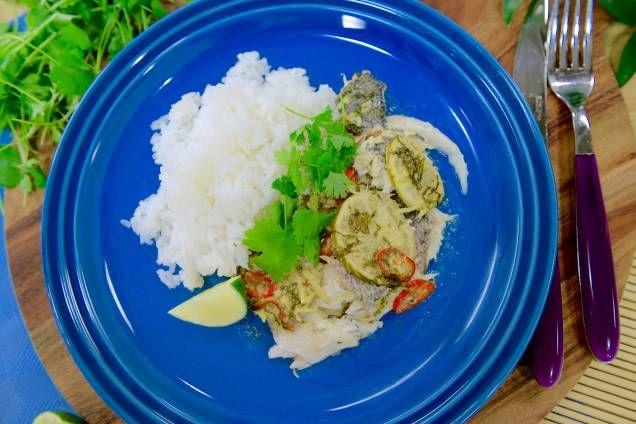 En god rätt som kommer att älskas av hela familjen. Servera den vietnamesiska fisken med jasminris och njut!