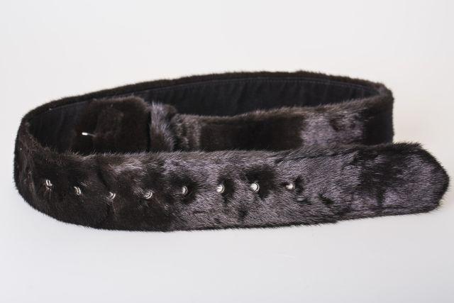 Royal Fur Club    Mink Belt