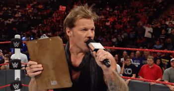 Chris Jericho Comments On WWE Backstage Brawl