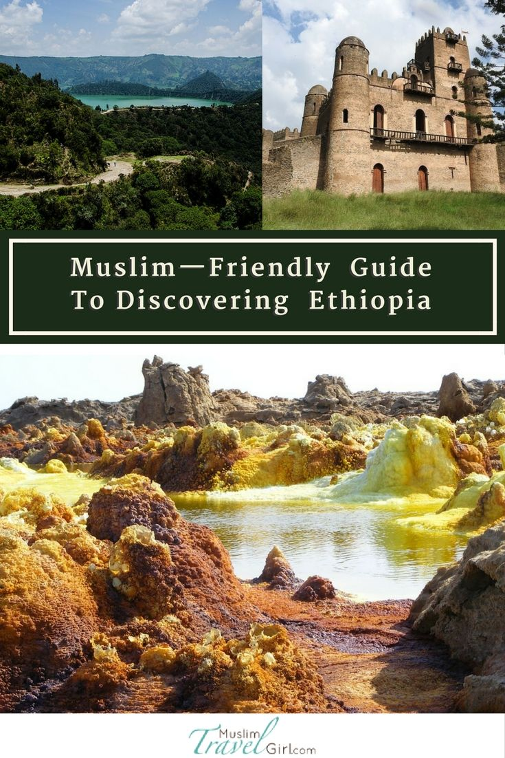 If you're going on holiday anytime soon and are stuck with where you want to go - you should try visiting Ethiopia! The place is a great choice for adventure vacation.