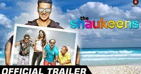 #TheShaukeens Official #Trailer   #AnupamKher, Annu Kapoor, Piyush Mishra, #LisaHaydon & #AkshayKumar  http://bollywood.chdcaprofessionals.com/2014/09/the-shaukeens-official-trailer-anupam.html