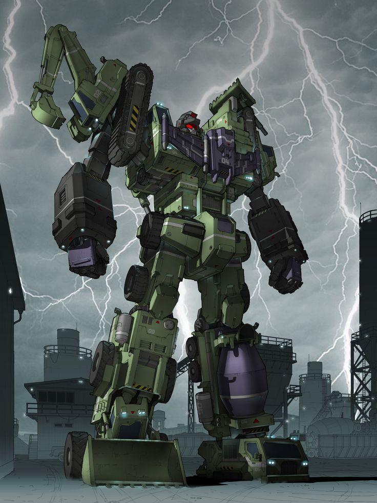 "Transformers Devastator ""Prepare for extermination!"""