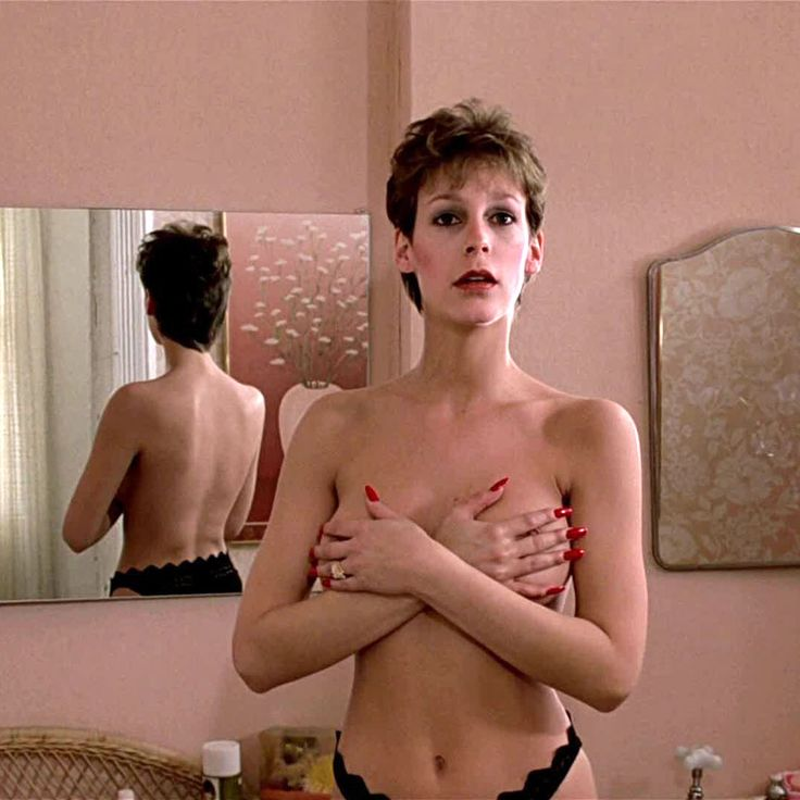Photos nues de jamie lee curtis