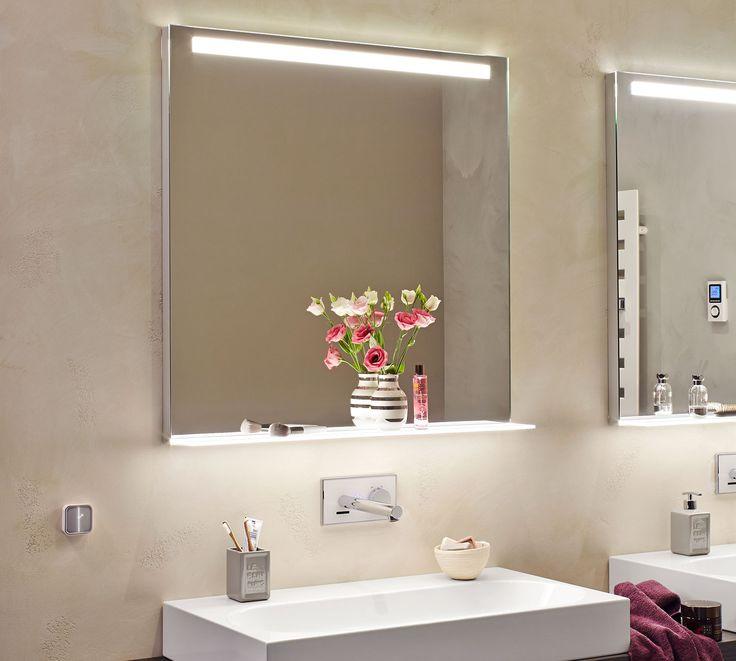 Die besten 25+ Glasablage Ideen auf Pinterest Diy holz, Lampen - lampen f rs badezimmer